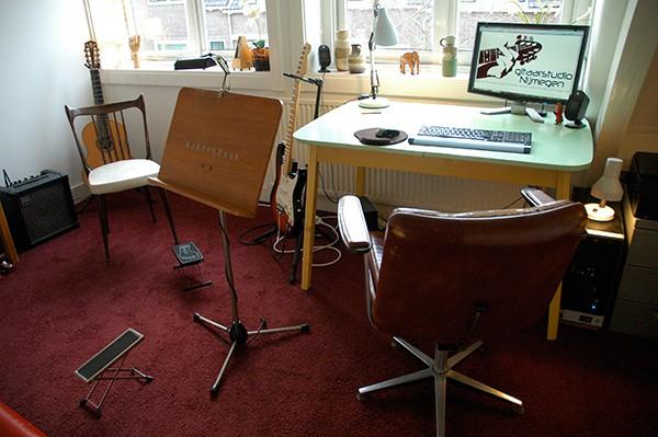 Gitaarles in Nijmegen voor beginners en gevorderden